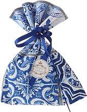 Парфюмерия и Козметика Ароматна торбичка, бяло-синя - Essencias De Portugal Tradition Charm Air Freshener