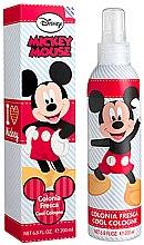 Парфюмерия и Козметика Air-Val International Disney Mickey Mouse Colonia Fresca - Парфюмен спрей за тяло