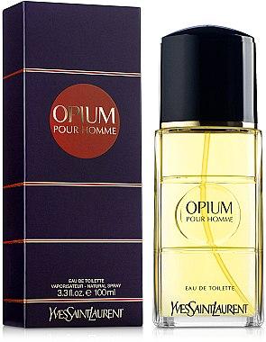 Yves Saint Laurent Opium Pour Homme - Тоалетна вода