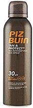 Парфюмерия и Козметика Слънцезащитен спрей за интензивен тен - Piz Buin Tan&Protect Tan Intensifying Sun Spray SPF30