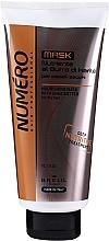 Парфюмерия и Козметика Маска за коса с масло от ший - Brelil Numero Nourishing Cream With Shea Butter