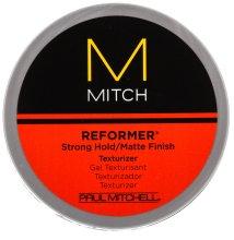 Парфюмерия и Козметика Текстуриращ крем-гел със силна фиксация - Paul Mitchell Mitch Reformer Texturizer