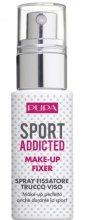 Парфюмерия и Козметика Фиксатор-спрей за грим - Pupa Sport Addicted Make Up Fixer