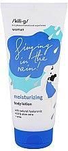 Парфюми, Парфюмерия, козметика Хидратиращо мляко за тяло - Kili·g Woman Moisturizing Body Milk