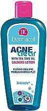 Парфюми, Парфюмерия, козметика Успокояващ почистващ лосион за проблемна кожа - Dermacol AcneClear Calming Lotion