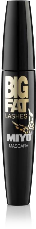 Спирала за мигли - Miyo Big Fat Lashes