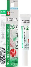 Парфюмерия и Козметика Серум за нокти и кожички с алое - Eveline Cosmetics Nail Therapy Professional Serum Aloe Conditioner