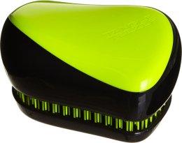 Парфюми, Парфюмерия, козметика Компактна четка за коса - Tangle Teezer Compact Styler Neon Yellow Brush