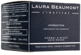 Парфюмерия и Козметика Крем с интензивно овлажняване - Laura Beaumont Hydraction Day Care