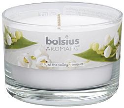 """Парфюми, Парфюмерия, козметика Ароматна свещ в бурканче """"Момина сълза"""" - Bolsius Candle"""
