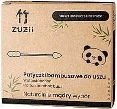 Парфюмерия и Козметика Детски клечки за уши - Zuzii