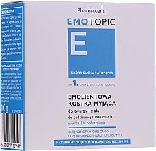 Парфюмерия и Козметика Сапун за суха и проблемна кожа - Pharmaceris E Emotopic Soap