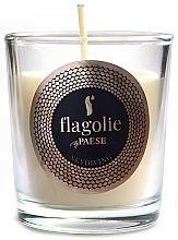 """Парфюмерия и Козметика Ароматна свещ """"Скайдайвинг"""" - Flagolie Fragranced Candle Skydiving"""