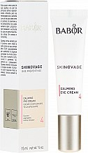 Парфюмерия и Козметика Околоочен крем за чувствителна кожа - Babor Skinovage Calming Eye Cream