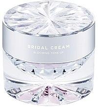 Парфюмерия и Козметика Крем за лице, изравняващ тена - Missha Time Revolution Bridal Cream Blooming Tone Up