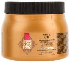 Парфюми, Парфюмерия, козметика Маска за гъста коса - L'Oreal Professionnel Mythic Oil Rich Masque For Thick Hair