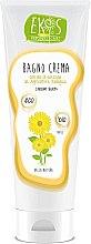 Парфюми, Парфюмерия, козметика Душ крем с натурално слънчогледово масло - Ekos Personal Care Bagno Cream Bath