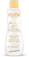 Парфюмерия и Козметика Детски гел за вана с мед - Roofa Honey Bath Gel