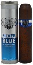 Парфюмерия и Козметика Cuba Silver Blue - Тоалетна вода