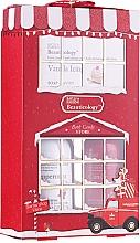 Парфюмерия и Козметика Комплект - Baylis & Harding Bath Candy Store (душ гел/100ml + сапун/100g + душ крем/100ml)