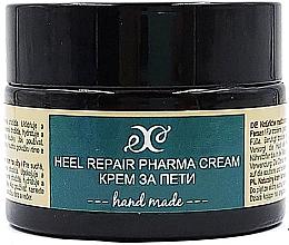 Парфюмерия и Козметика Крем за крака - Hristina Cosmetics Handmade Heel Reapir Pharma Cream
