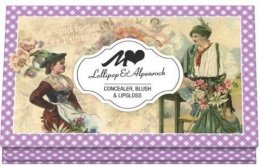 Парфюмерия и Козметика Комплект - Manhattan Lollipop & Alpenrock Concealer, Blush & Lip Gloss