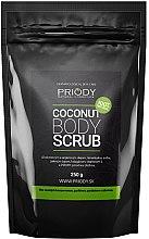 Парфюми, Парфюмерия, козметика Скраб за тяло - Priody Coconut Body Scrub