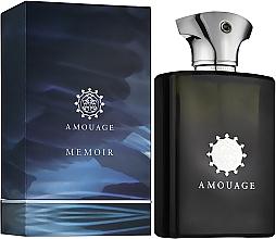 Amouage Memoir Man - Парфюмна вода — снимка N1