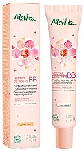 Парфюмерия и Козметика BB крем - Melvita Nectar De Roses Organic BB Cream