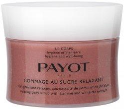 Парфюми, Парфюмерия, козметика Скраб за тяло с екстракт от жасмин и бял чай - Payot Payot Le Corps Relaxing Body Scrub