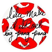 Парфюмерия и Козметика Кушон фон дьо тен - Elroel Big Pang Pang Dot Cushion