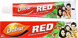 Парфюми, Парфюмерия, козметика Аюрведическа паста за зъби - Dabur Red