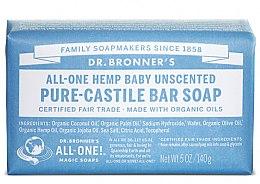 Парфюми, Парфюмерия, козметика Сапун за деца - Dr. Bronner's Pure Castile Bar Soap Baby-Mild