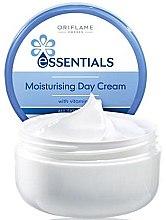 """Парфюми, Парфюмерия, козметика Хидратиращ дневен крем """"Витаминна грижа"""" - Oriflame Essentials Moisturising Day Cream"""