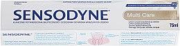 Парфюмерия и Козметика Паста за зъби - Sensodyne Multi Care Toothpaste