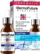 Парфюмерия и Козметика Подмладяваща терапия за лице с биотин - DermoFuture Rejuvenating Therapy With Biotin