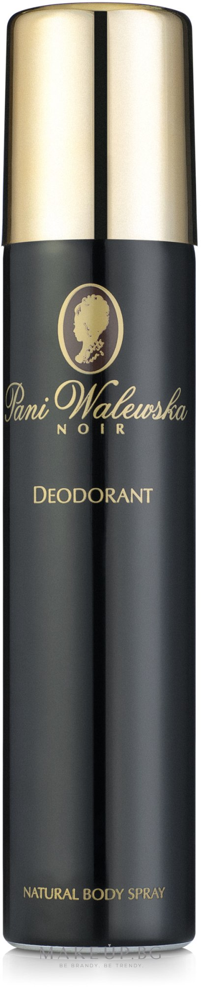 Pani Walewska Noir - Дезодорант — снимка 90 ml