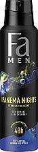 """Парфюмерия и Козметика Спрей дезодорант за мъже """"Бразилски ритми"""" - Fa Men"""