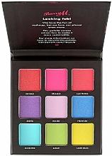 Парфюмерия и Козметика Палитра сенки за очи - Barry M Eyeshadow Palette Neon Brights