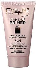 Парфюмерия и Козметика Основа за грим - Eveline Cosmetics Smoothing Make-up Primer 3v1