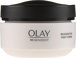Нощен крем - Olay Regenerist Regenerating Night Cream — снимка N2