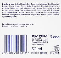 Подхранващ гел за лице - Soraya Magic of Oils Nourishing Cream for Dry Skin — снимка N3