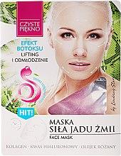 Парфюми, Парфюмерия, козметика Маска за лице със змийска отрова - Czyste Piekno Face Mask
