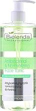 Парфюмерия и Козметика Антибактериален и нормализиращ тоник - Bielenda Professional Face Program Antibacterial & Normalizing Face Tonic
