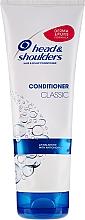 Парфюмерия и Козметика Балсам против пърхот за нормална коса - Head & Shoulders Conditioner Classic
