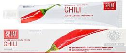 """Парфюми, Парфюмерия, козметика Паста за зъби """"Чили"""" - Splat Special Extreme Chili"""