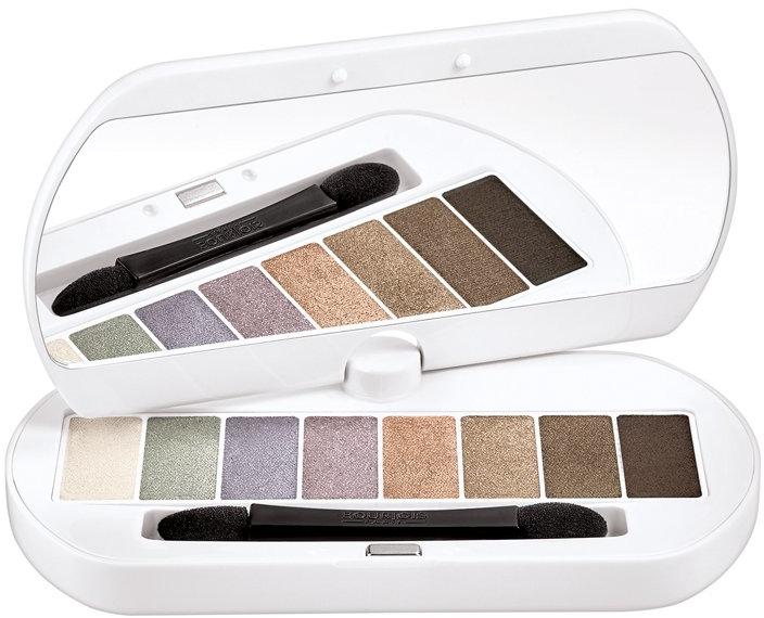 Палитра сенки - Bourjois Eyeshadow Palette Les Nudes
