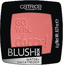 Парфюмерия и Козметика Руж за лице - Catrice Blush Box