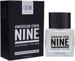 Парфюмерия и Козметика American Crew Nine Fragrance For Men - Тоалетна вода