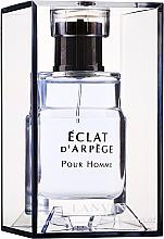 Парфюмерия и Козметика Lanvin Eclat d'Arpege Pour Homme - Тоалетна вода